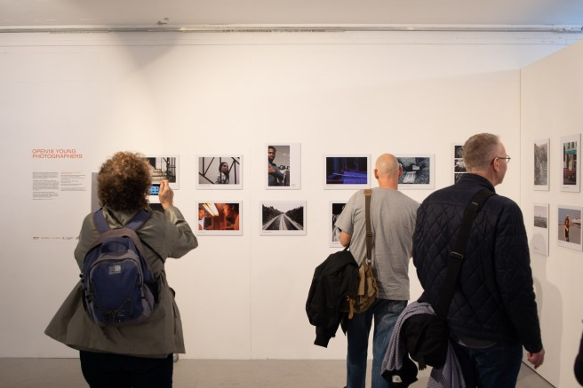 Open18 Young Photographers - I Was Impressed by the Vibrant Colours and Some of the Portraits on Display Here