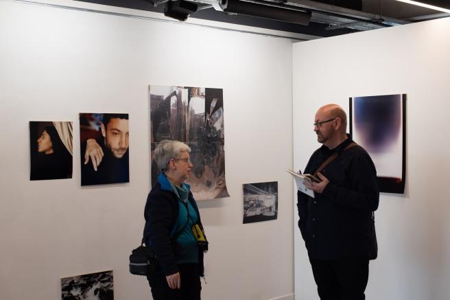 A Selection of 'June' by Tereza Červeňová in Brighton Photo Biennial 2018