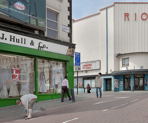 Fig. 3 © Chris Dorley-Brown - 'Rio Cinema 2009, Corner of Sandringham Road and Kingsland Road, Hackney, London UK' (2009)