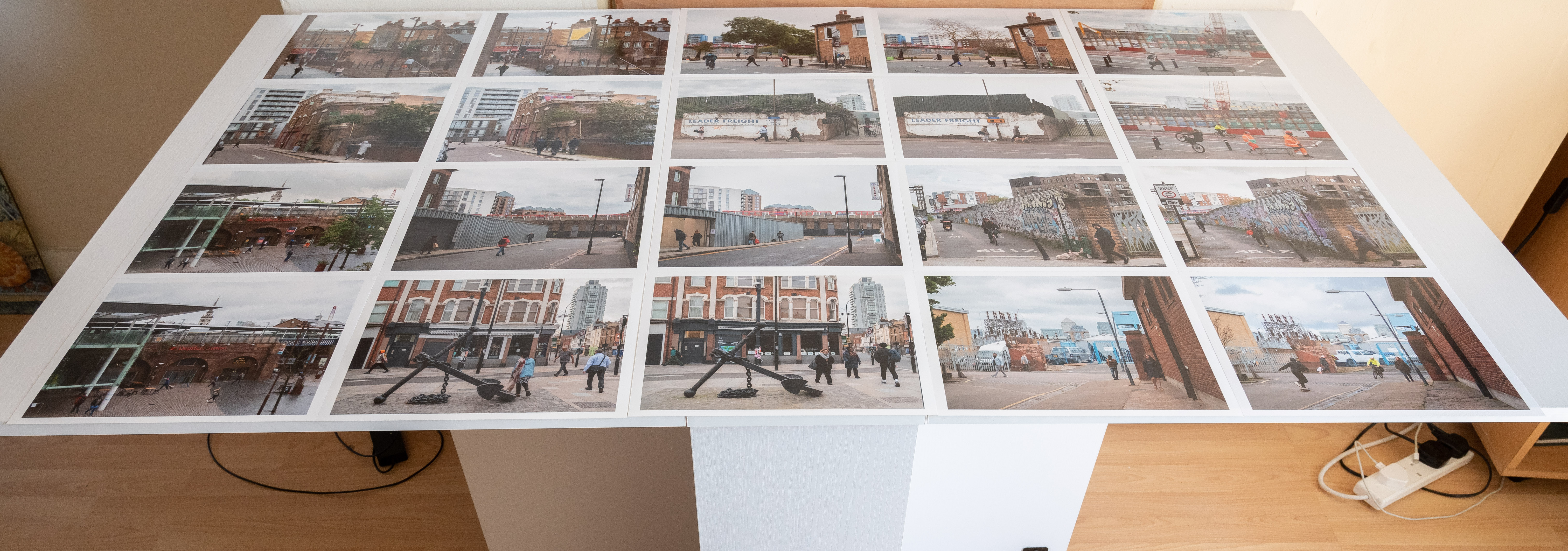 10x8 inch Prints I presented to Friends and Family for Advice with Editing II